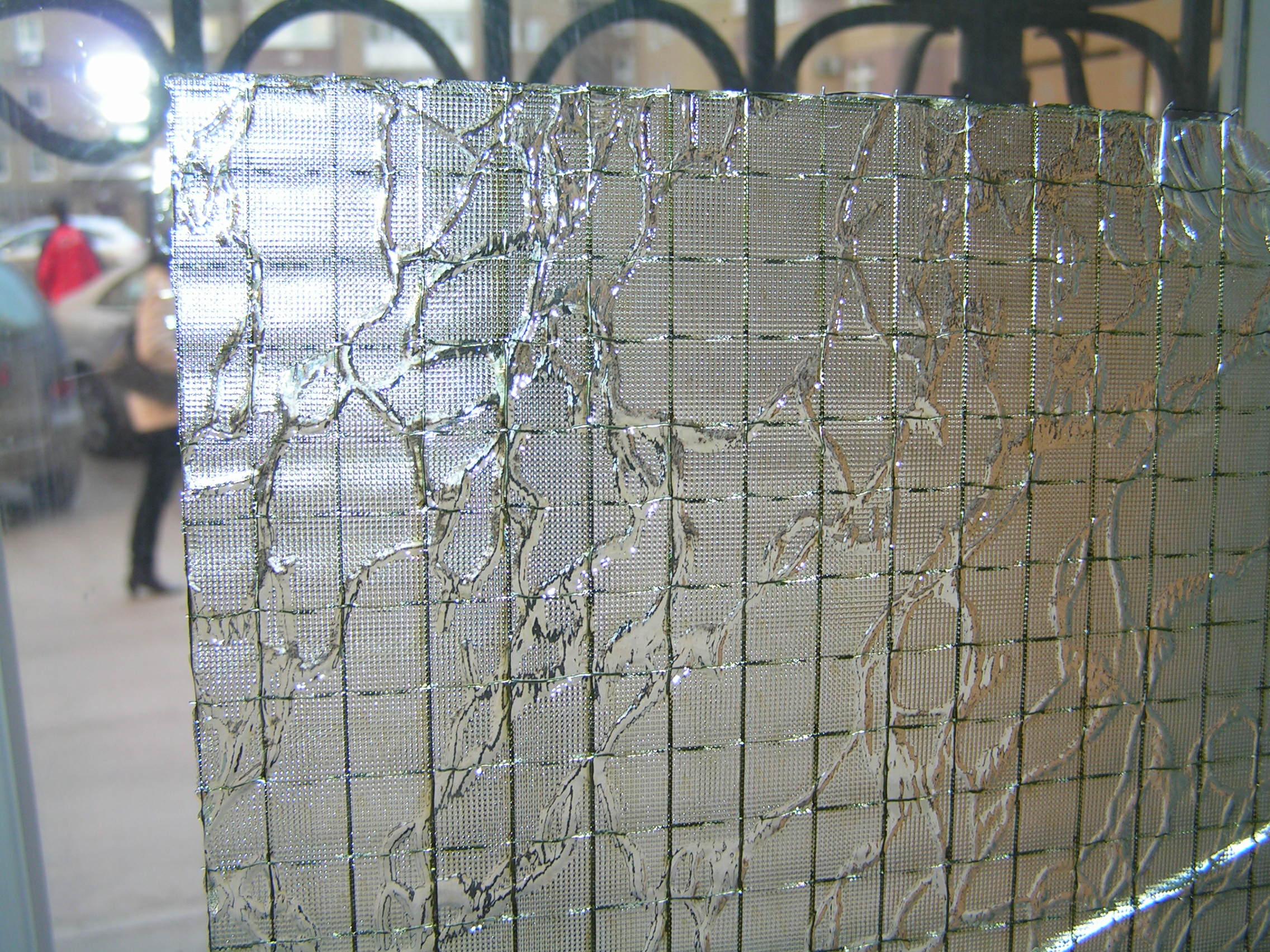 Сколько стоит стеклопакет из армированного стекла