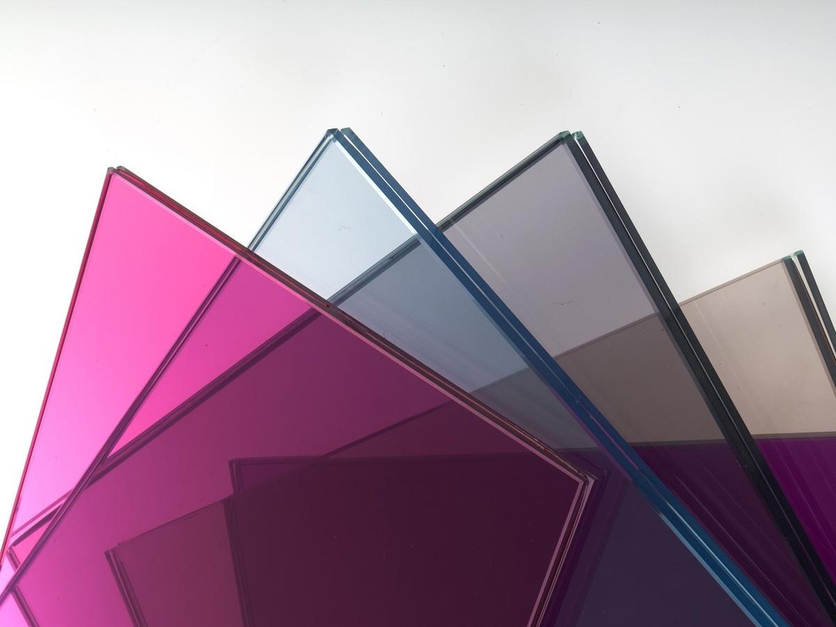 Применение тонированного стекла