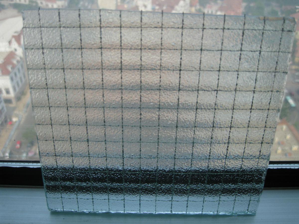 Стеклопакеты из армированного стекла на заказ