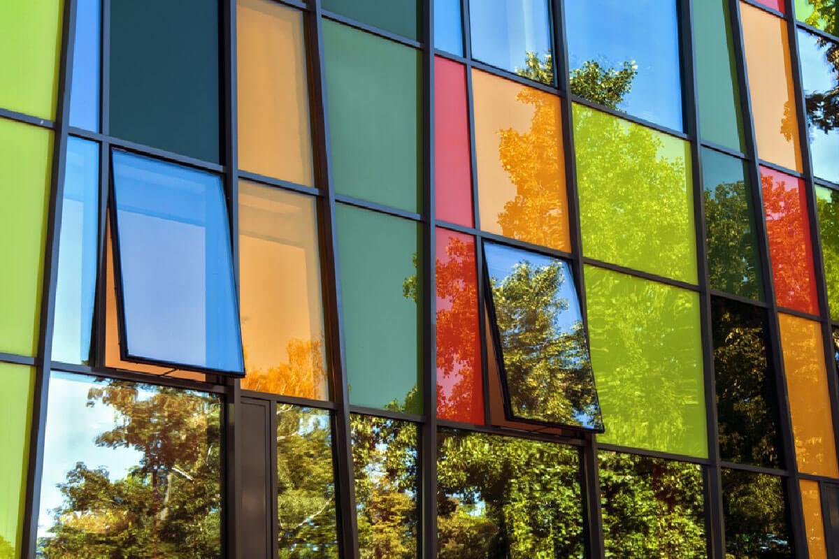 Выбор стеклопакетов из армированного стекла