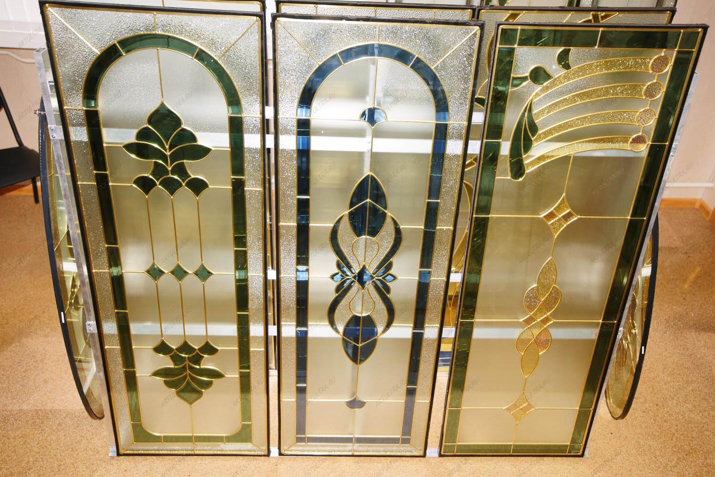 Стеклопакеты из стекла с фацетом по выгодной цене