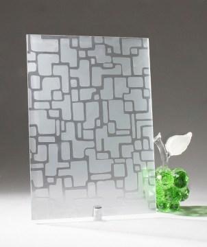 Узорчатое стекло «Армани БЦ»
